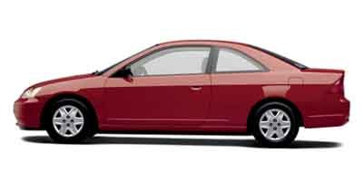 Pre-Owned 2003 Honda Civic LX
