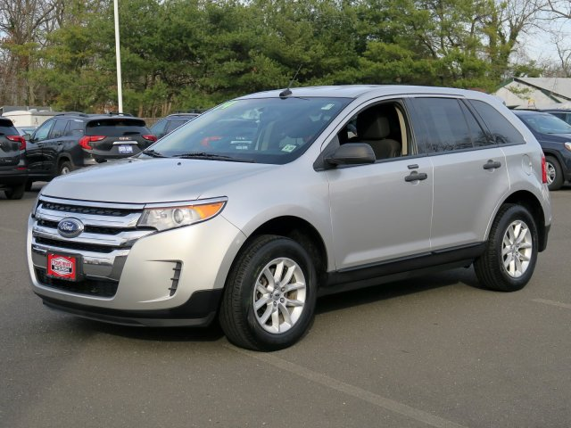 2014 Ford Edge Se >> Pre Owned 2014 Ford Edge Se Sport Utility In Toms River Mua71009