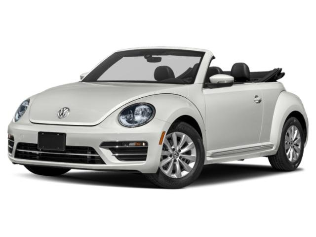 Certified Pre-Owned 2019 Volkswagen Beetle Convertible S