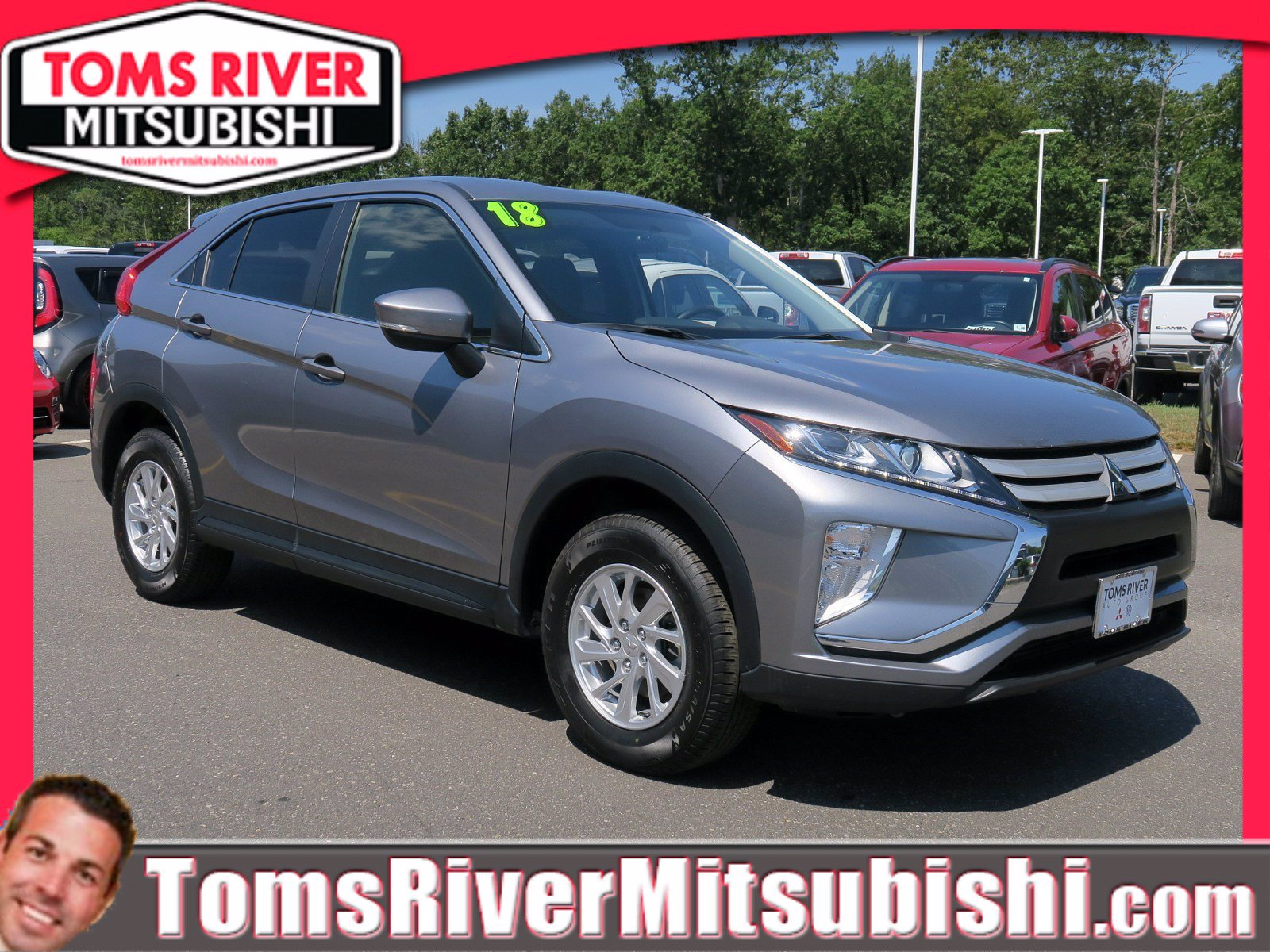 Pre-Owned 2018 Mitsubishi Eclipse Cross ES