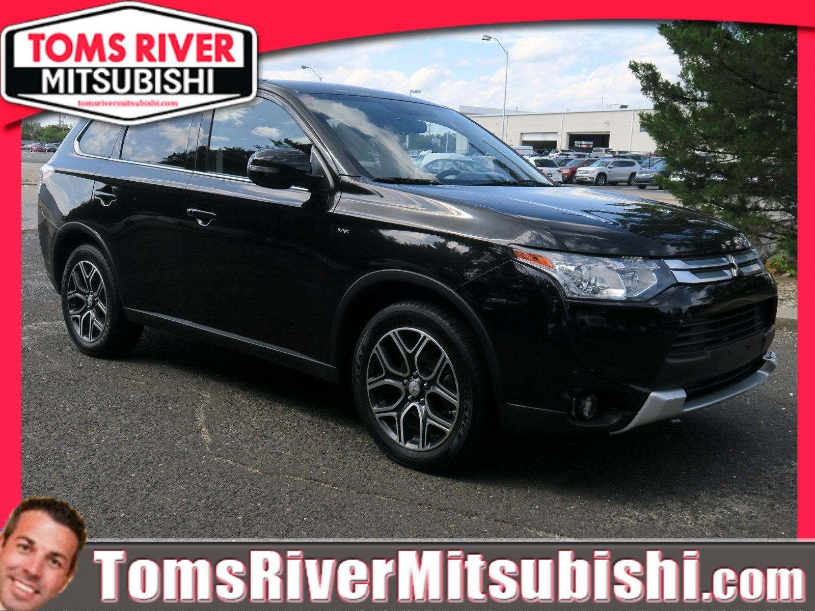 Pre-Owned 2015 Mitsubishi Outlander GT