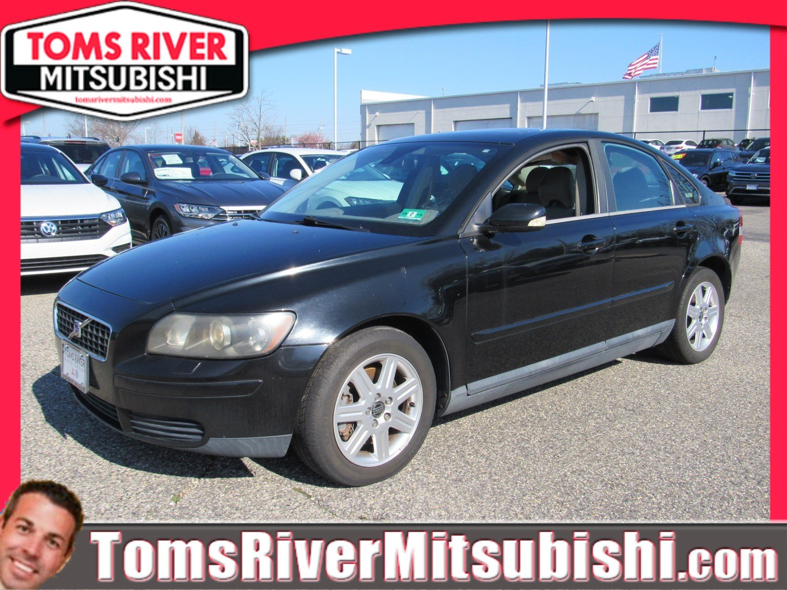 Pre-Owned 2006 Volvo S40 2.4L