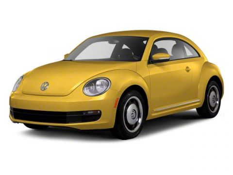 Pre-Owned 2012 Volkswagen Beetle Entry PZEV
